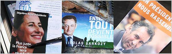 Elecciones presidenciales francesas