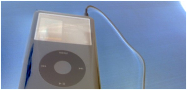 Cosas negativas del iPod Classic