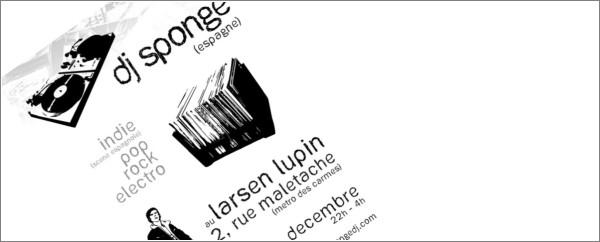 Dj Sponge Larsen Lupin