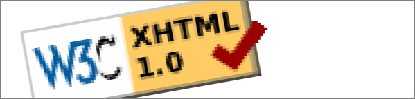 xHTML Strict Page