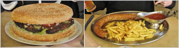 waldgeist wurst hamburger