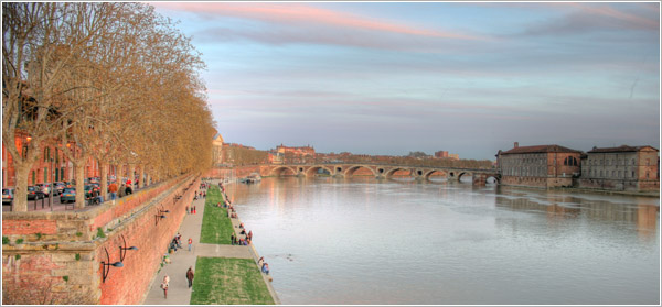 Pont Neuf HDR Toulouse