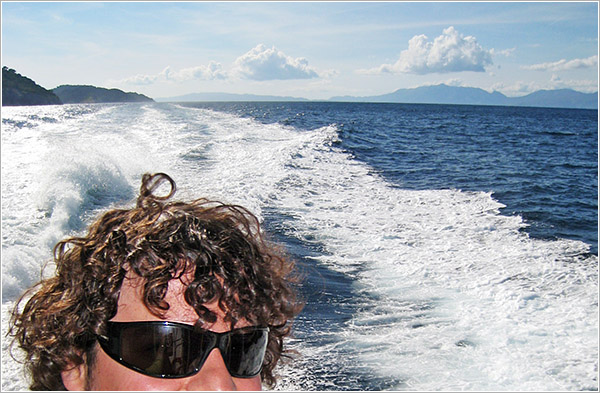 Rizos al viento de vuelta a Dubrovnik