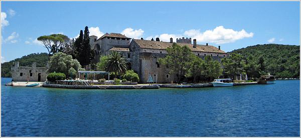 Monasterio Benedictino de Mljet