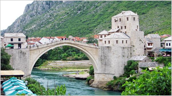 Puente de Mostar, Bosnia