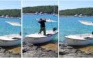 Croacia día 8: De la isla a la islita