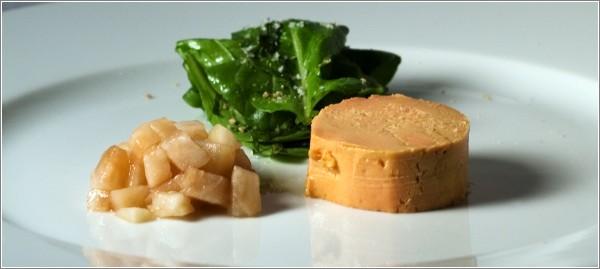 El foie gras no es pâté