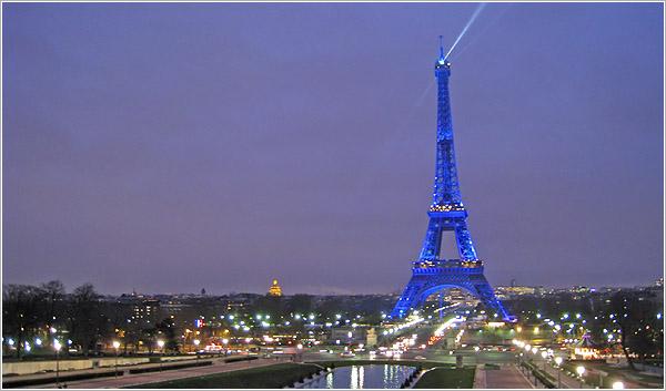 torre eiffel presidencia francesa ue