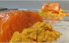 Salmón en papillote o fast food en condiciones