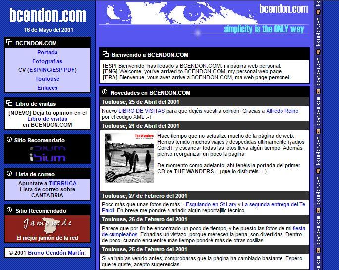 Mi primera web